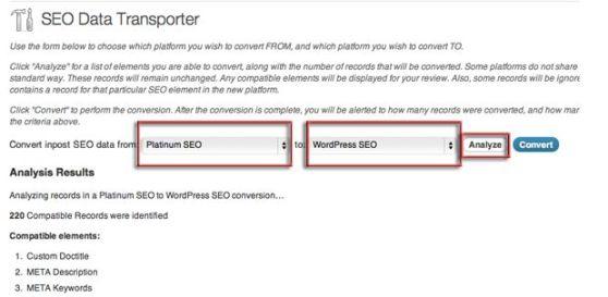 Mengubah Plugin WordPress SEO