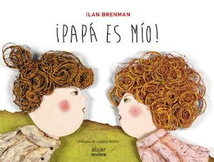 album-ilustrado-ilan-brenman-papa-es-mio-cuentos-celos