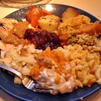 Thanksgiving: Broccoli Cheese Casserole