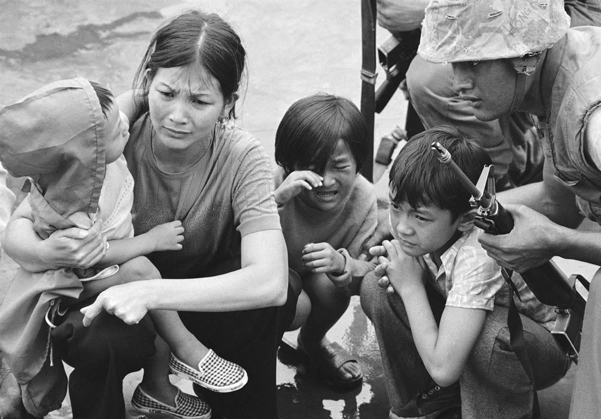 Tom N Nang The Vietnam War