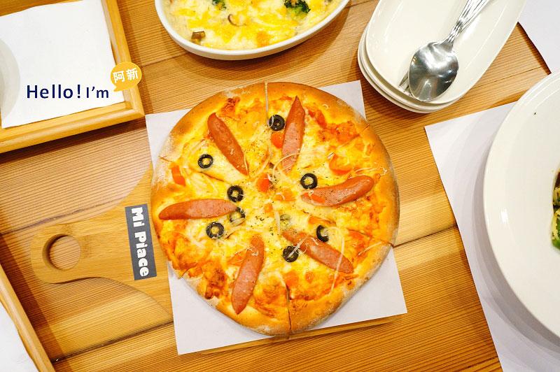 科博館義大利麵餐廳,我喜歡義大利麵-1