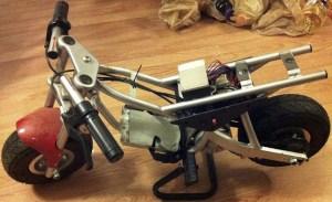 chozian's 24V Razor Pocket Rocket PR200 | V is for Voltage