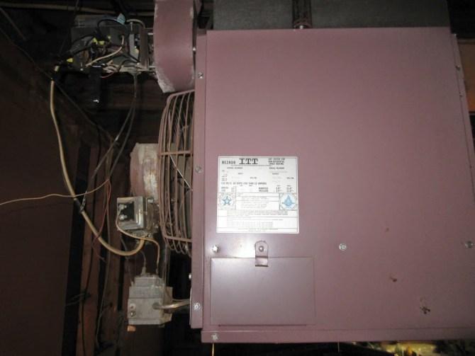 help with reznor gas heater  the garage journal board