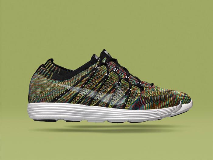 *Nike Flyknit Racer 限量Multi-Color 高科技慢跑系列:歐洲搶先上市! 7