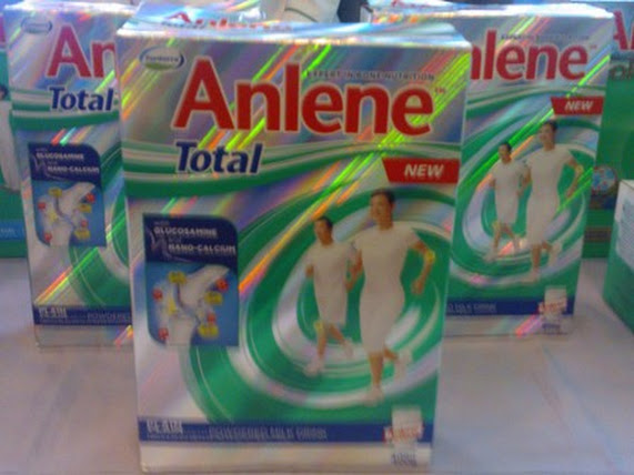 New Anlene Total with Glucosamine