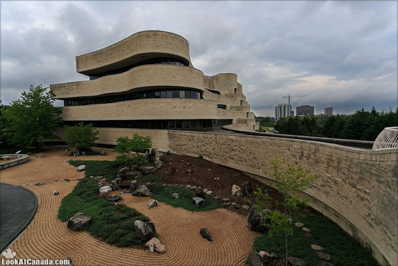 LookAtCanada.com / Музей Цивилизации в Оттаве в котором я не был