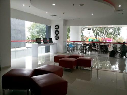 Lobby Tune Hotel