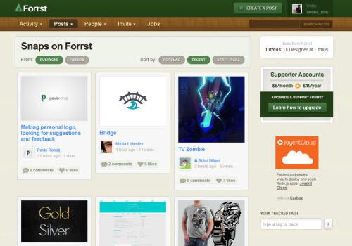 forrst.com