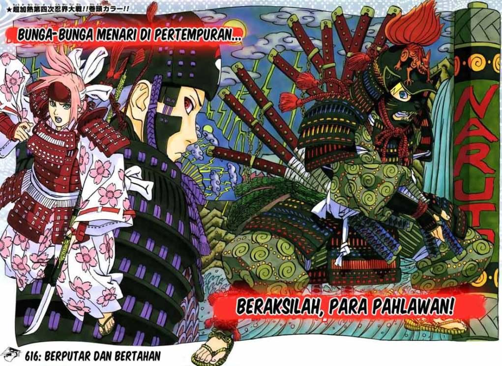 naruto 616 05 Naruto 616   Berputar dan Bertahan
