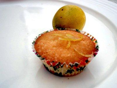 Lemon Drizzle Cup Cakes