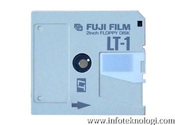 Gambar Fuji LT-1 Disk