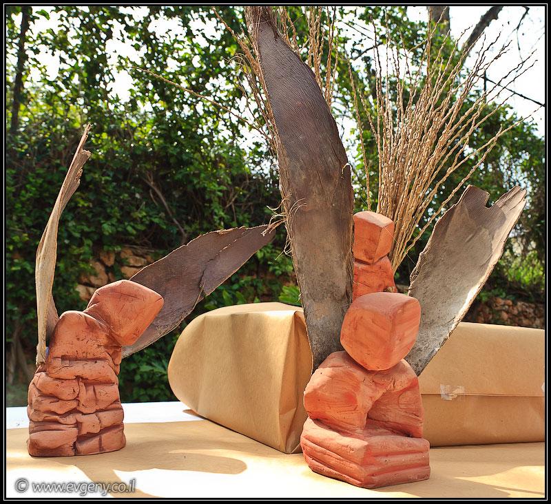 Дома изнутри: Тель Монд: Скульптура, дизайн и мода