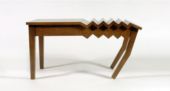 The Crash Table by Judson Beaumont