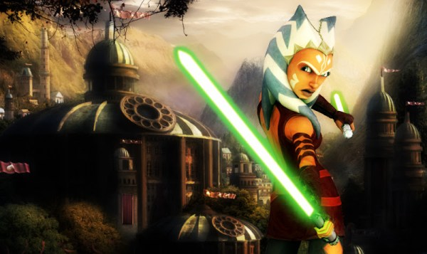 Secrets of the Force Fan Art Hiril Ahsoka O Imladris
