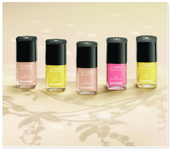 Chanel zomer '11: Les Fleurs d'Eté