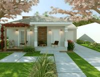 Desain Teras Rumah Kecil Tanpa Tiang