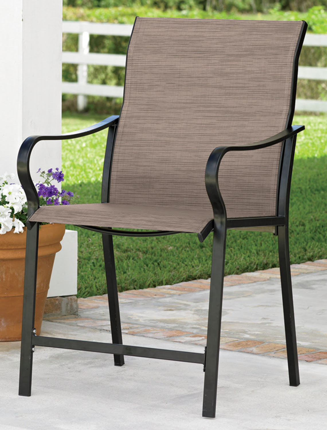 patio furniture for big and tall