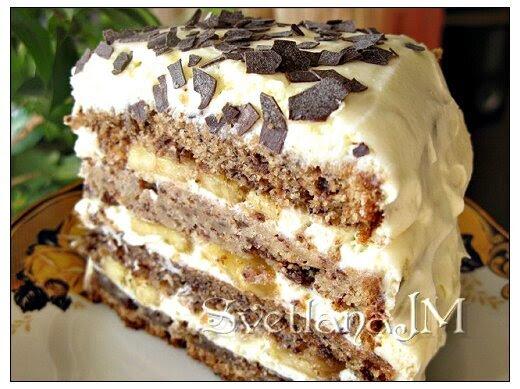 долгие беспорядки: торты с картинками легкие рецепты