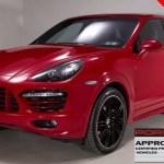 Porsche Cayenne 2019 Red