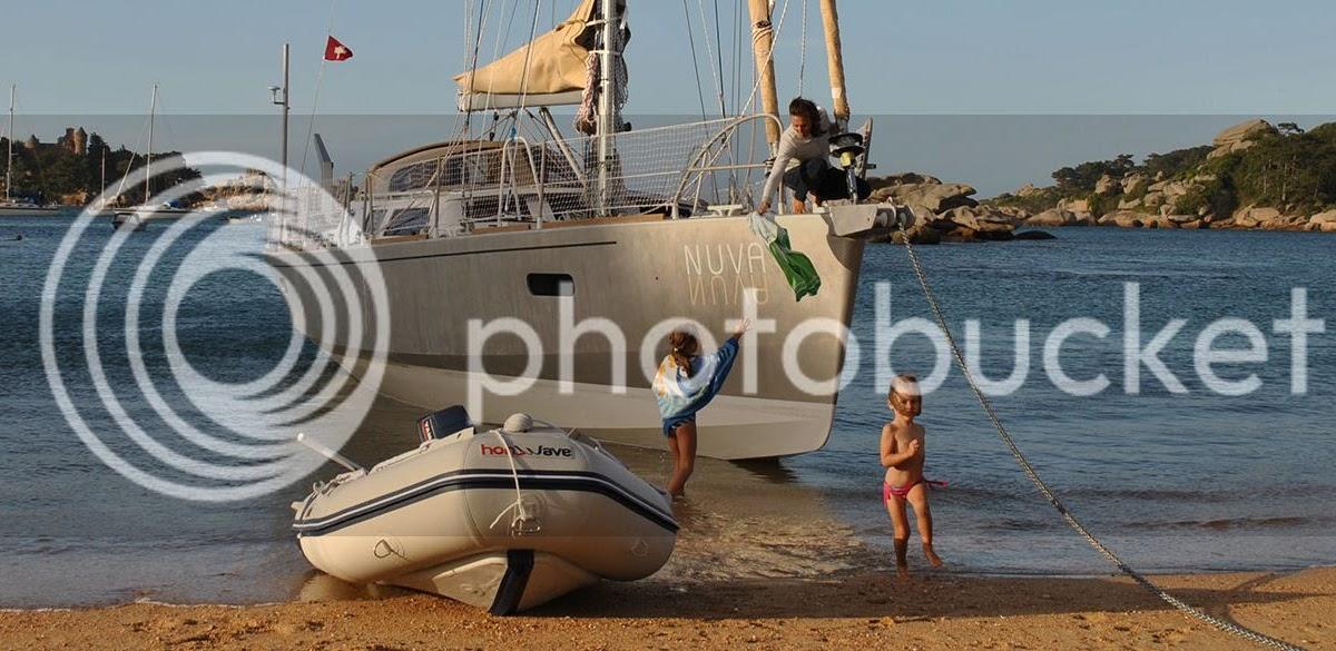 Interesting Sailboats BOREAL 52 47 And 44 THE MOVIES