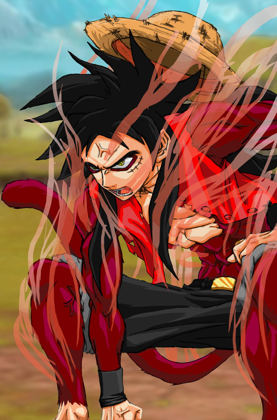 Hd wallpapers and background images Gear 5 Luffy Luffy Gear 5 Wallpapers Wallpaper Cave The One Piece Team Is The The Luffy 5 Passionate Group Japanesetoptatto