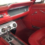 Ford Mustang Red Interior Ford Mustang 2019