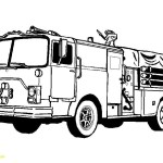 Ideas For Marshall Fire Truck Coloring Page Anyoneforanyateam