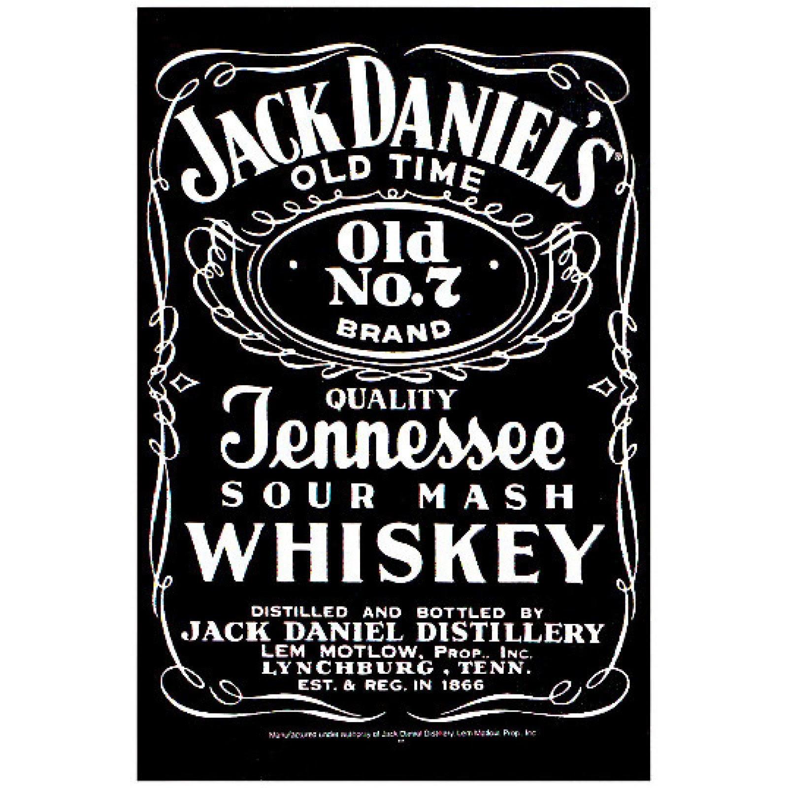33 free jack daniels label template