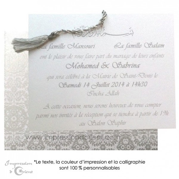faire part mariage idee texte
