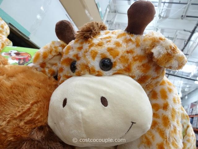 giraffe pillow pet costco