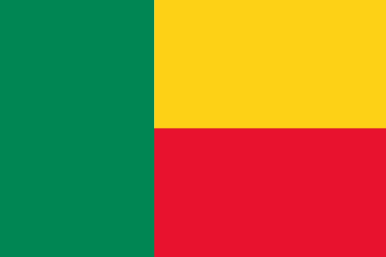 drapeau drapeau du monde vert jaune rouge