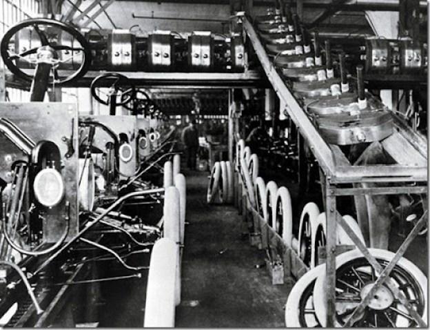 Ford Line 1926 II