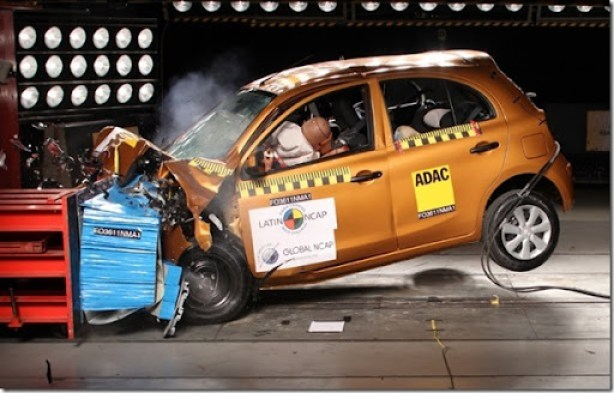 Latin NCAP_Nissan_March_2011_640x408
