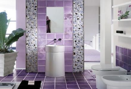 revestimientos-y-azulejos-color-violeta-reformas-en-baños-baños-de-diseño