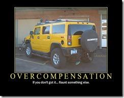 overcompensation