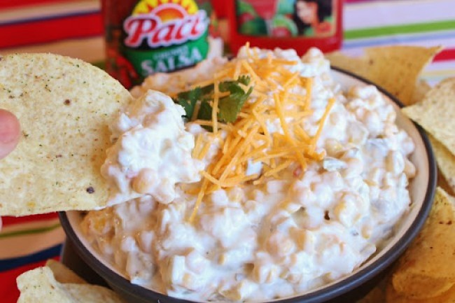 Mexi-Corn Chip Dip 2
