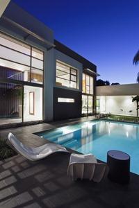 piscina-casa-moderna-One27 Grovedale