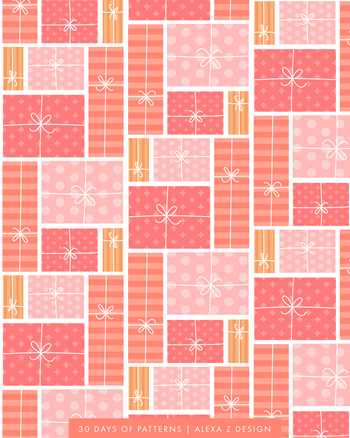presents - Alexa Z Design pattern