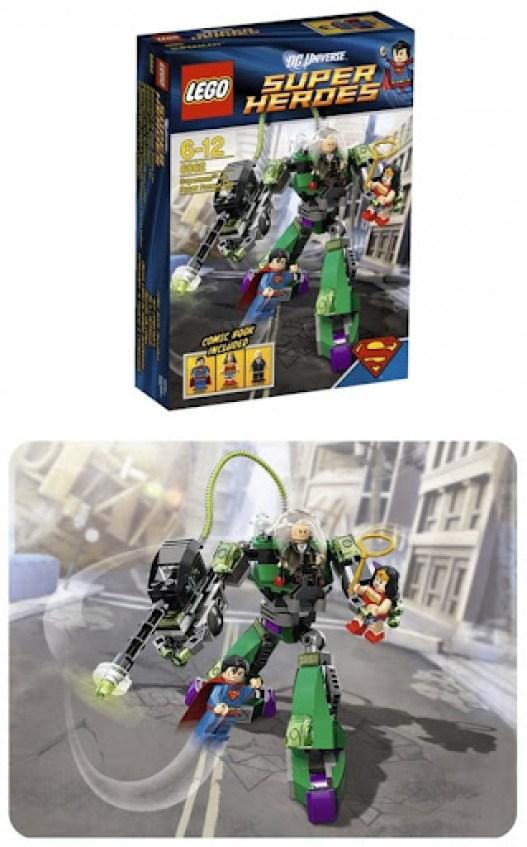 Lego Super heroes3