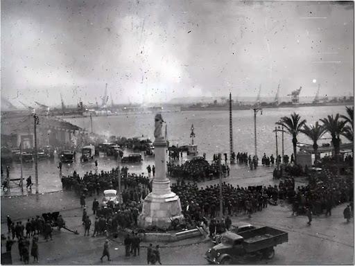 Alicante 1 abril 1939