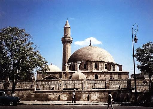 Khusrau Pasha's Mosque Complex, 1537/38-1546.