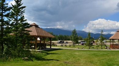 Visitor Information Center at Grand Cache