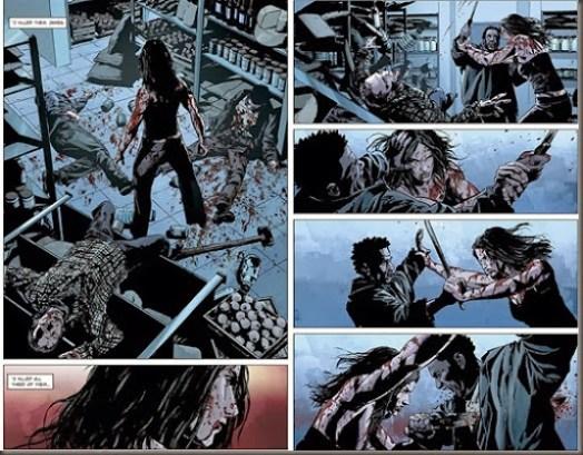 """Lazarus"": Greg Rucka e seu cenário distópico - resenhando o primeiro volume | Críticas | Revista Ambrosia"