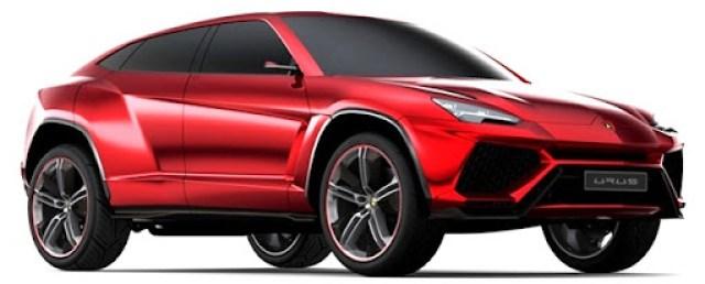Lamborghini-Urus-0