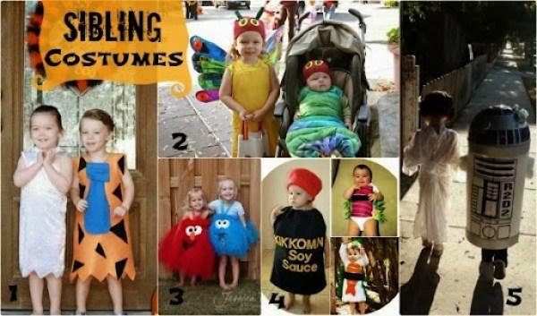 Sibling Costumes