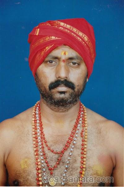 Guru Rajendra Naik, Malaguru Sevagad