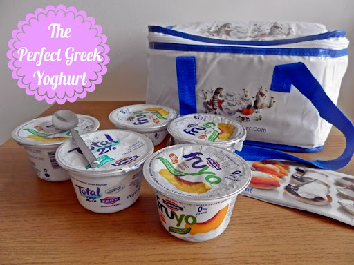 Total greek Fruyo Yoghurt review