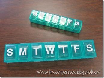 Prescription for our Principal!