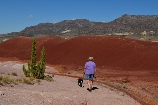 Painted Cove Trail Painted Hills John Day Fossil Beds