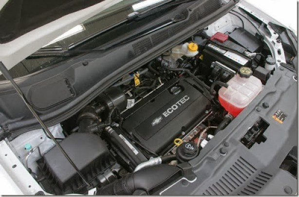 Chevrolet Tracker LTZ 2014 BR (4)